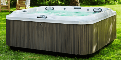 Jacuzzi Hot Tub J-300 Collection Design