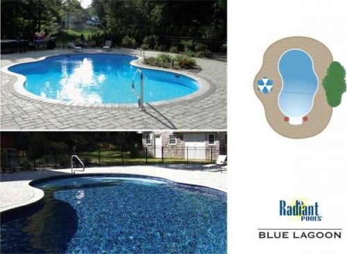 BLUE LAGOON Pool