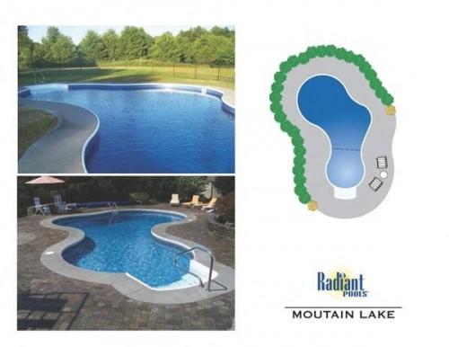 Mountain Swimming Pool
