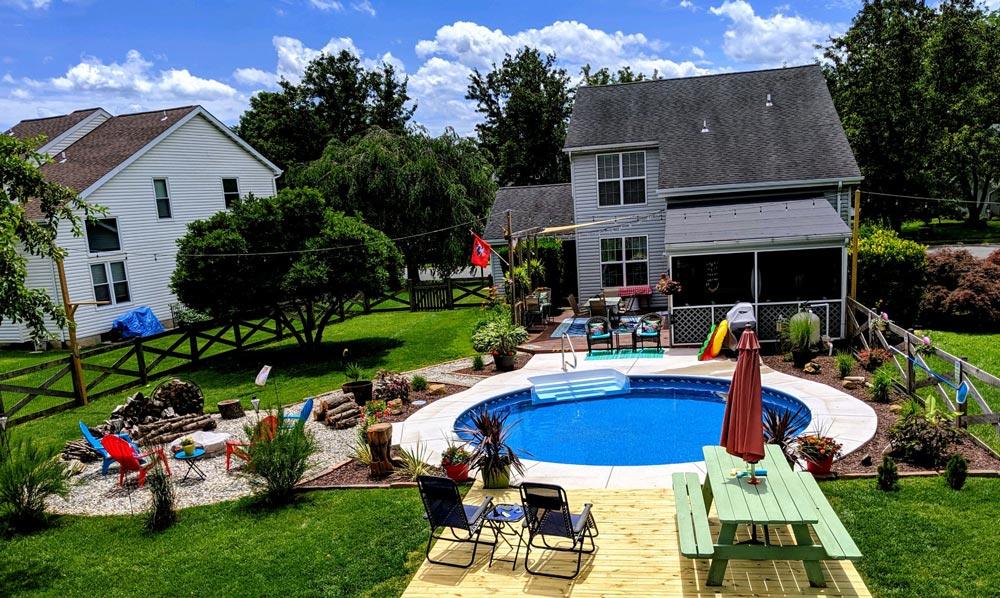 Backyard Planning