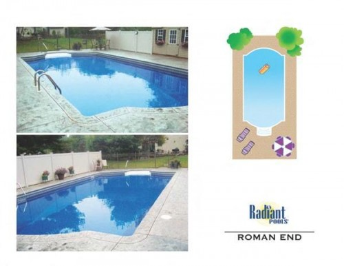 Roman Swimming Pool