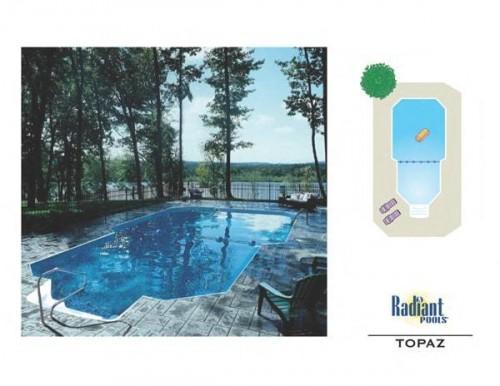 Topaz Swimming Pool