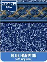 BLUE HAMPTON