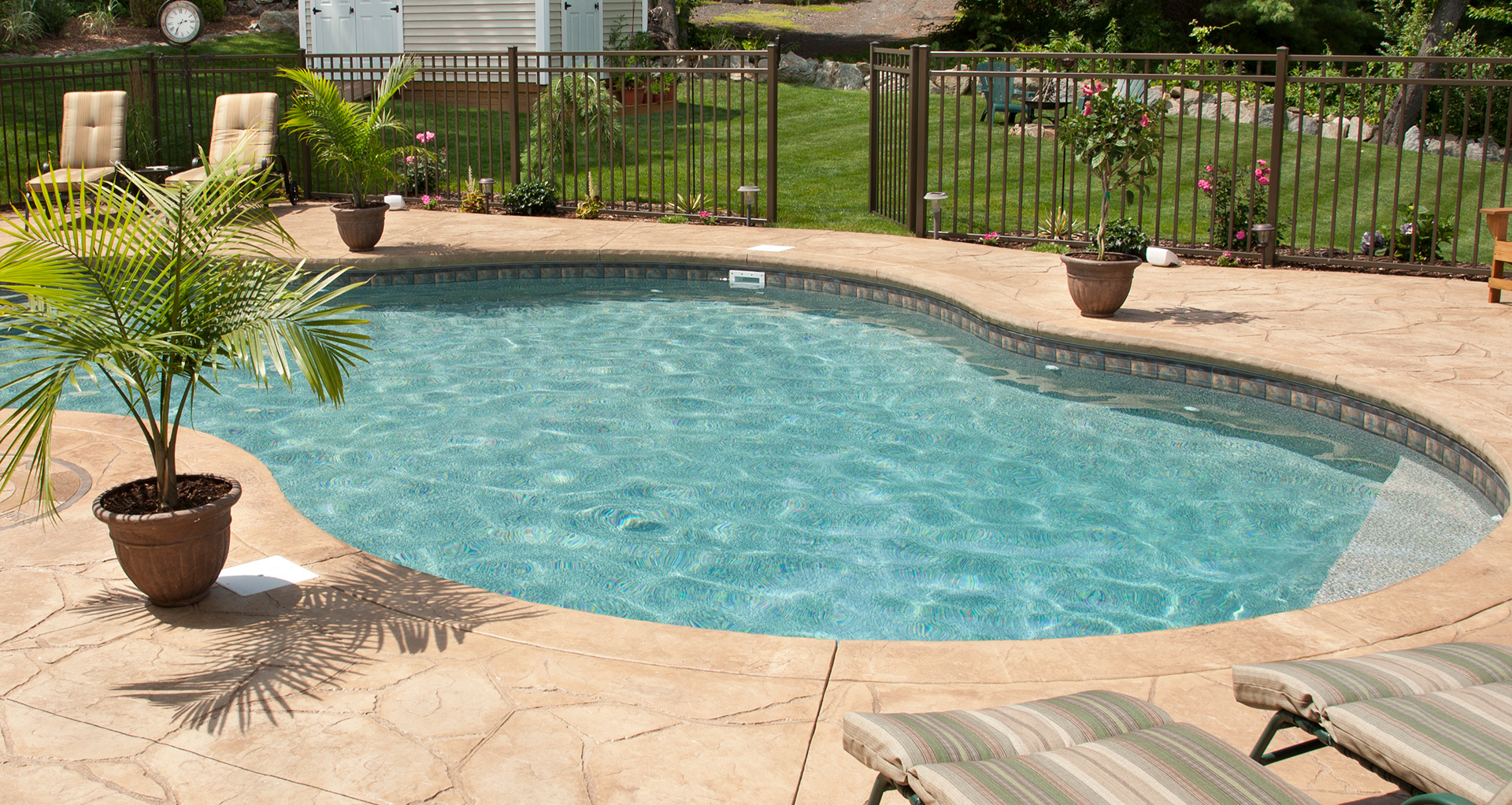 Pool with Liner