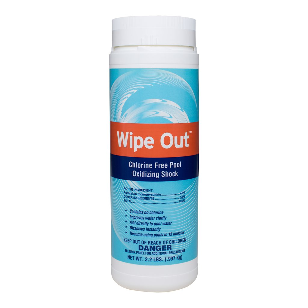 2.2lb Wipe Out Shock (non-chlorine)