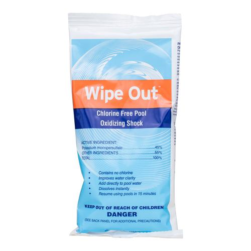 1lb Wipe Out Shock (non-chlorine)
