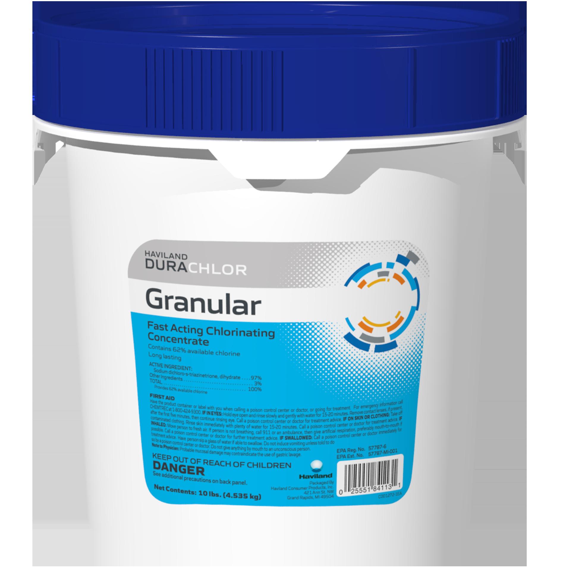 10 lb. Durachlor Granular