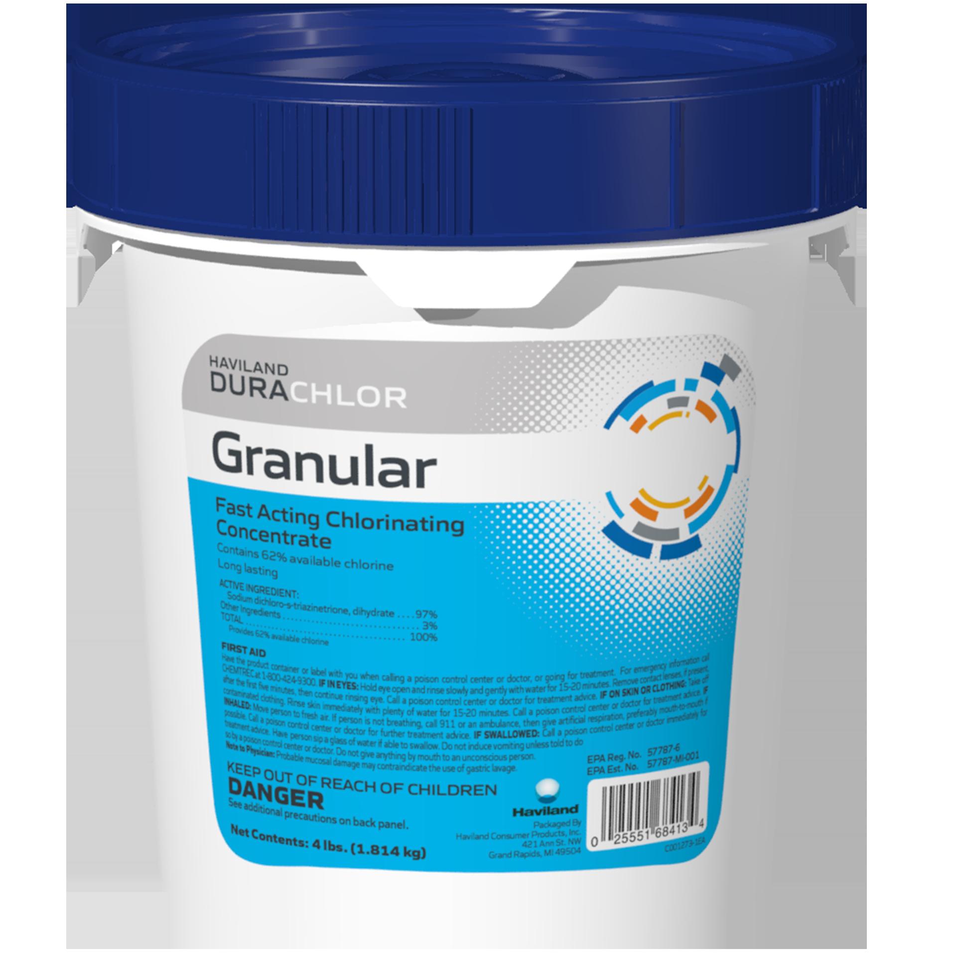 4 lb Durachlor Granular