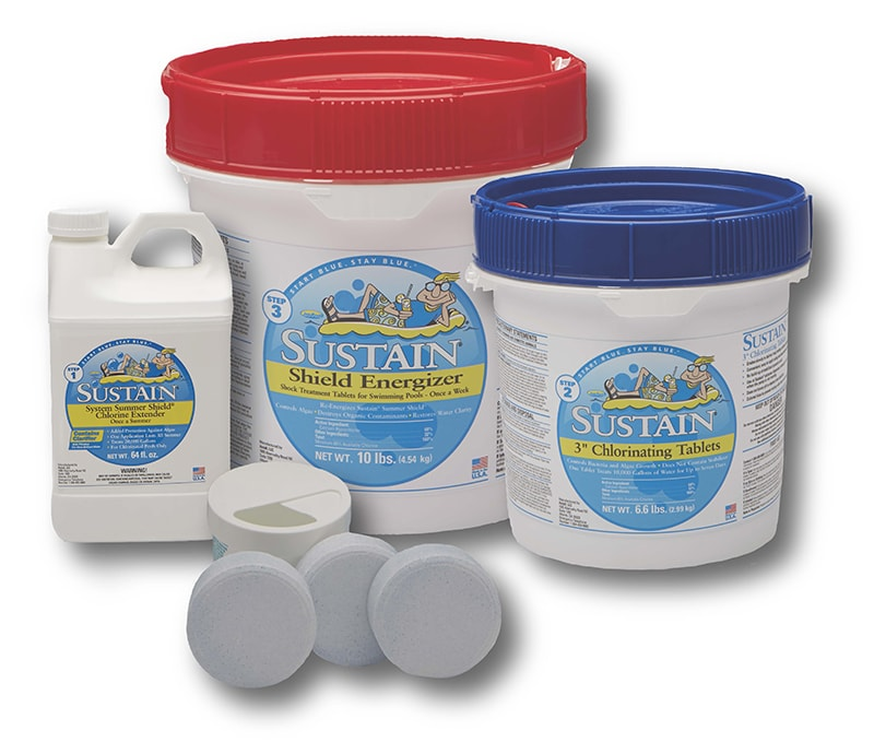 Sustain Pool Products