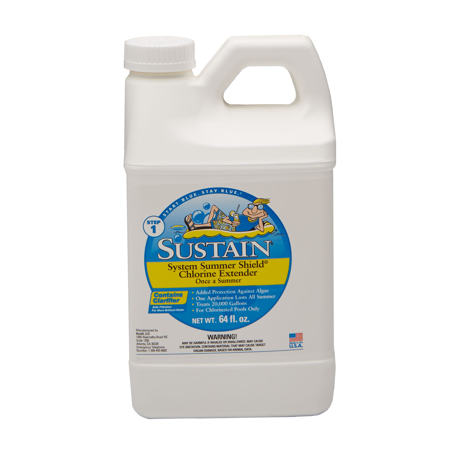 Systain Summer Shield 64 fl oz