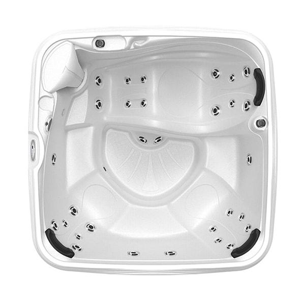 Vibe Hot Tub Square
