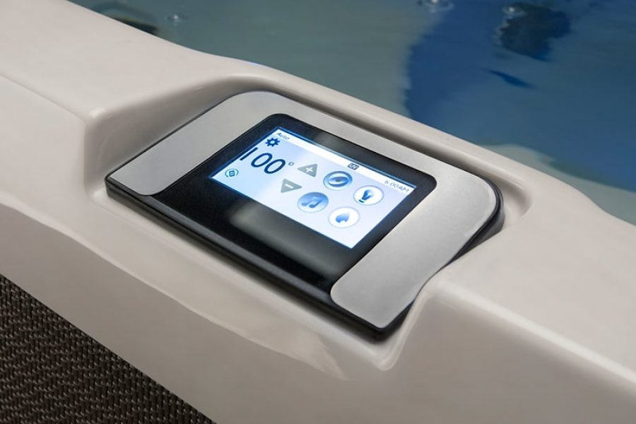 Jacuzzi Hot Tubs Touchscreen Control Panel